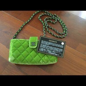 cb9a96a7a00b61 CHANEL Bags | Authentic Velvet Mini Clutch | Poshmark